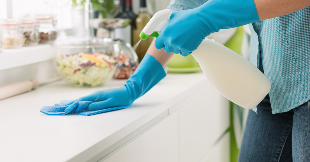 Cleaning for your health in the fight against coronavirus